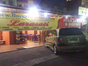 RM Ayam Bakar Larasati, contoh sukses franchise makanan